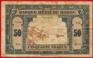 maroc-50-cinquante-francs-6606
