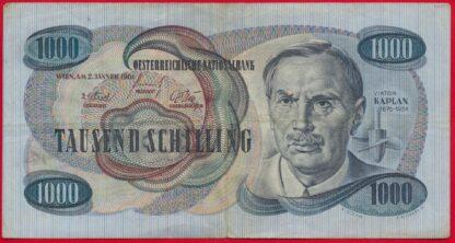 autriche-tausend-1000-shilling-janner-1961-4008
