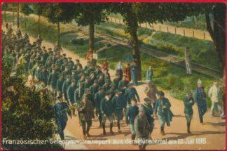 cpa-prisonniers-francais-franzosischer-gefanger-munstertal-1915