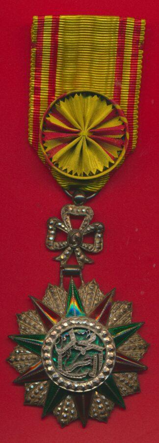 decoration-tunisie-ordre-nicham-iftikar--epoque-mohamed-el-naceur-1906-1922