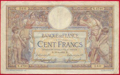 100-francs--merson-219-6-1918-4790