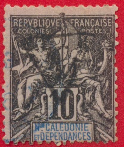 nouvelle-caledonie-taxe-10-centimes-colonies-postes