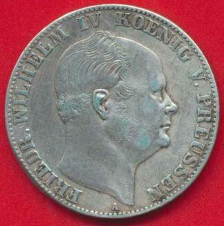 allemagne-prusse-thalr-1859-wilhelm-guillaume-vs