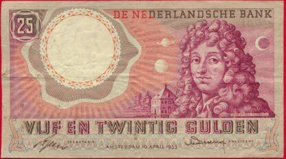 pays-bas-25-gulden-10-april-1955-9831