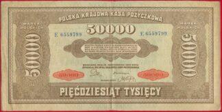 pologne-50000-marek-1922-9799