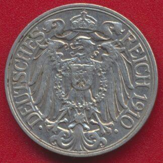 allemagne-25-pfennig-1910-a-vs