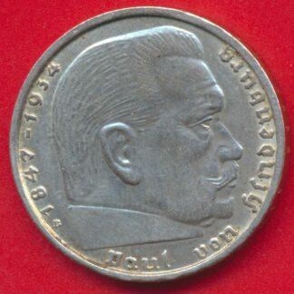 allemagne-reichsmark-1939-b