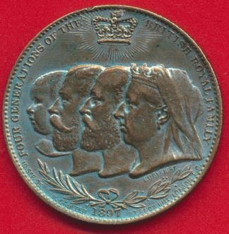 medaille-grande-bretagne-1837-1897-60-th-year-majety-regin-four-generation-british-royal-family-vs