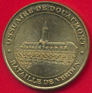 medaille-monnaie-paris-ossuaire-verdun-bataille-douaumont-1999