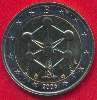 2-euro-belgique-atomium-2005