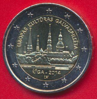 2-euro-lettonie-2014