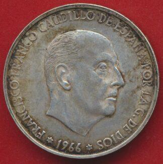 espagne-100-pesetas-franco-1966