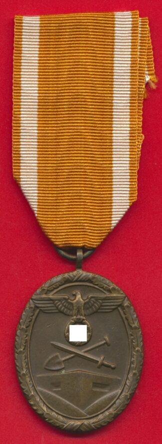 medaille-allemande-westwall-1939