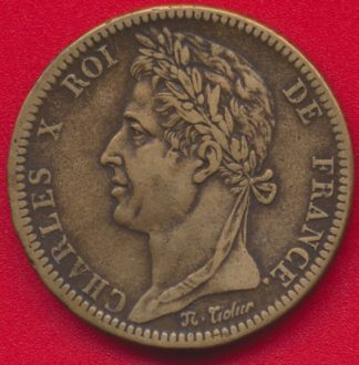 10-centimes-colonies-franciases-1828-charles-x-vs