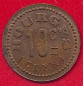 bourges-1916-cooperative-tivoli-10-centimes-vs