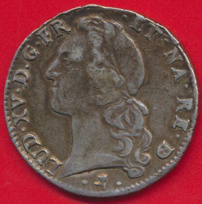 ecu-louis-xv-1761-pau-bean-vs