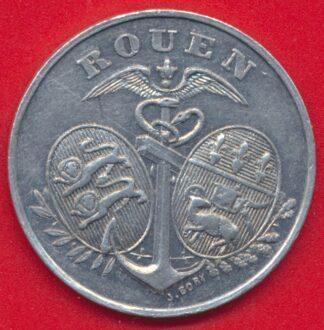 rouen-5-centimes-1918