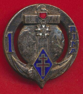 insigne-1-regiment-infanterie-marine