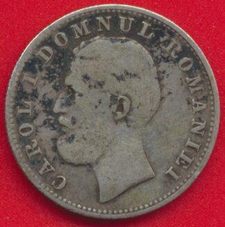 roumanie-leu-1870-vs
