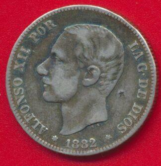 espagne-2-pesetas-1882-surcharge-etoile-contremarque