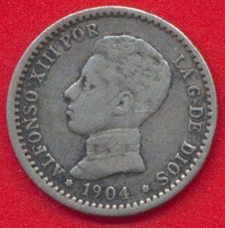 espagne-50-centesimos-1904-alfonso-vs