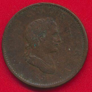 grande-bretagne-token-sussex-½-penny-walshampton-1811