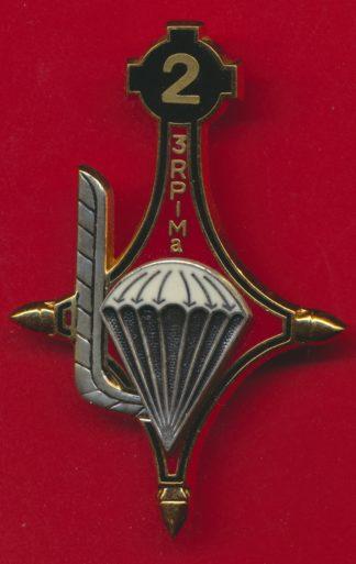 insigne-parachutiste-2-compagnie-3-rpima