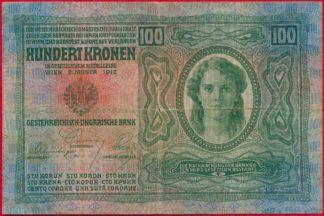 autriche-hongrie-100-kronen-9226-vs