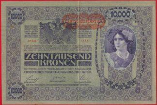 autriche-10000-kronen-1918