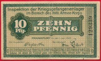 allemagne-zehn-10-pfennig-prisonniers-kriegsgefangenenlager-frankfurt-1917-9339