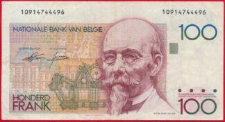 belgique-100-francs-nd-4496