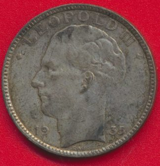 belgique-20-francs-1935-leopold