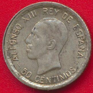 espagne-alfonso-xiii-50-centimos-1926