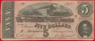 etats-unis-united-states-richmond-five-dollars-8923-virginie