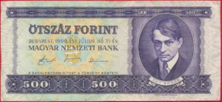 hongrie-500-forint-1990-8199