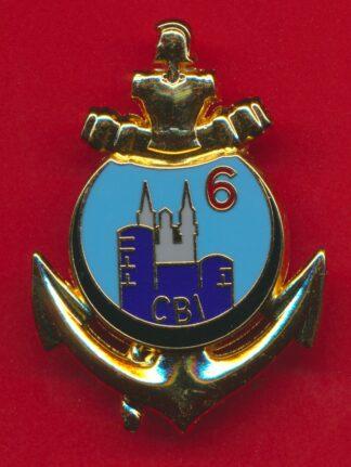 ins-cbi-6-regiment-genie