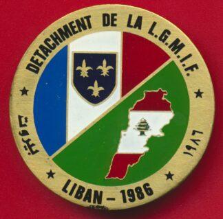 insigne-gendarmerie-liban-observateur-1986-lgmif