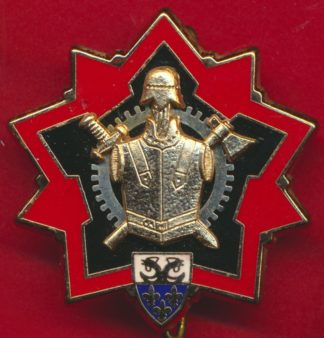 insigne-genie-esgm-ecole-superieure-militaire-versailles