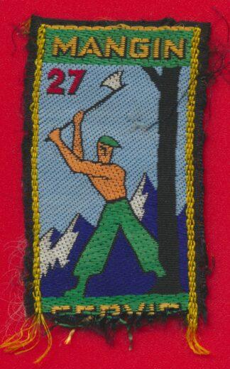 insigne-tissu-chantier-jeunesse-mangin