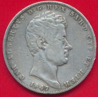 italie-sardaigne-charles-albert-5-lire-1847-p