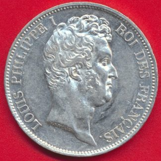 louis-philippe-5-francs-1830-paris-tete-nue-vs