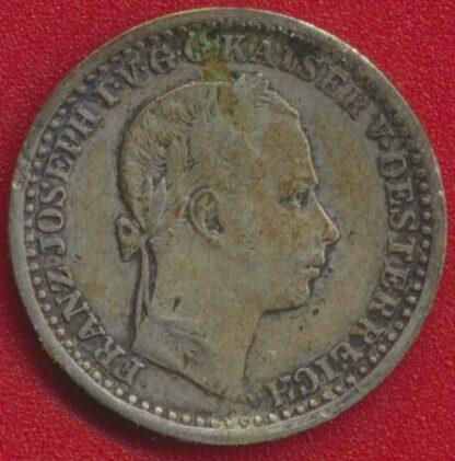 autriche-10-kreuzer-1863-a