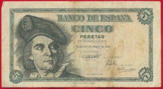 espagne-5-cinco-peseta-1948-7593