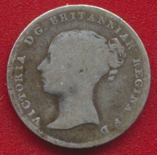 grande-bretagne-victoria-3-pence-1861