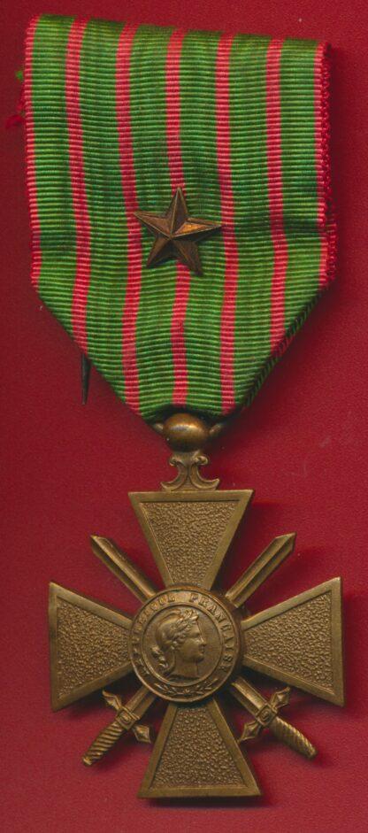 medaille-1914-1918-croix-de-guerre-vs