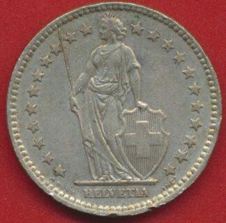 suisse-2-franc-1957