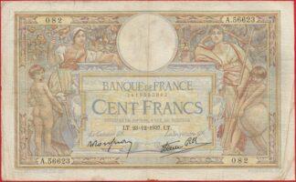 100-francs-merson-23-12-1937-3082