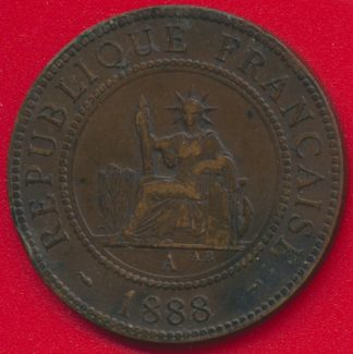 indochine-francaise-cent-1888-vs