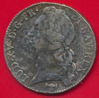 louis-xv-ecu-laurier-1767-k-vs