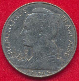 reunion-100-francs-1964-vs